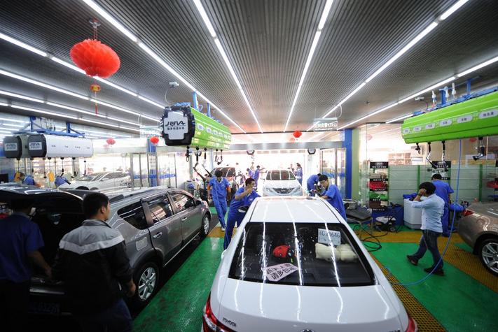 汽车4s店如何做好汽车美容管理?