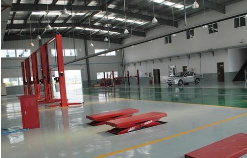 智百盛汽车4s店管理软件客户案例:天津港泰龙汽车销售有限公司