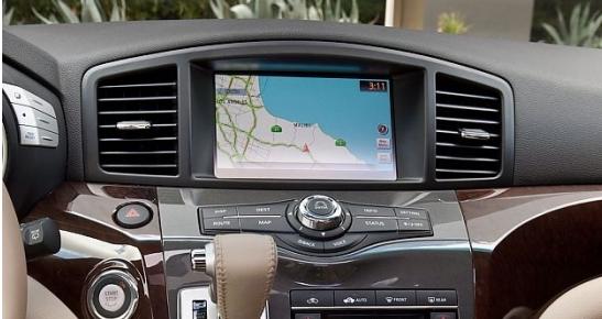 汽车导航系统(GPS)