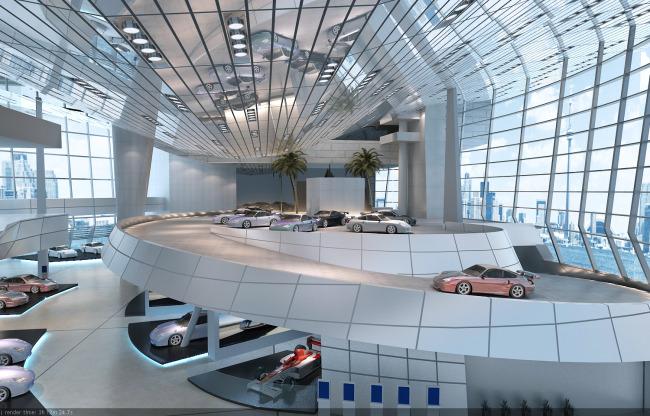 汽车4s店绩效管理循环体系管理制度(可直接下载Word文档)